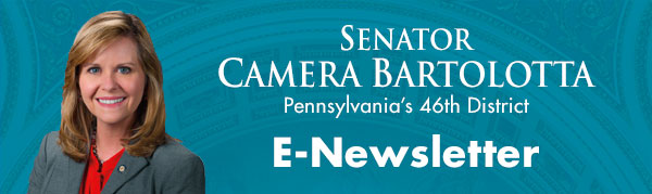 Senator Camera Bartolotta E-Newsletter